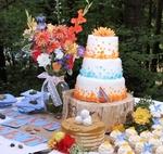Ashley Table Cake Arrangement 2013