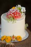 Ala Mode Wedding Cake 2012